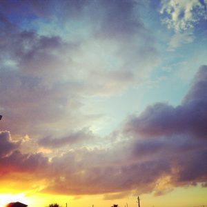 2014 Las Brisas sunset