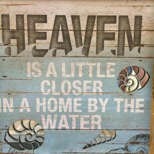 Heaven closer