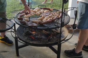 Cookin' Out!