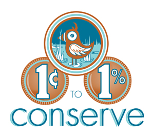 1% to Conserve Galveston Island.